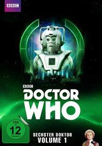 Doctor Who - Sechster Doktor - Volume 1