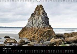 Rock Forms (Wall Calendar 2015 DIN A3 Landscape)