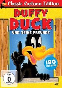 Duffy Duck. Classic Cartoon Edition