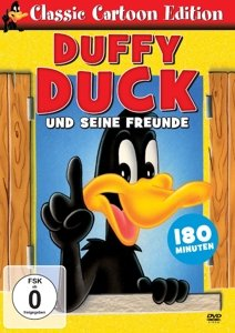 Duffy Duck. Classic Cartoon Edition