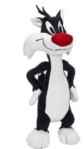Looney Tunes 233340 - Sylvester Plüsch, 30 cm
