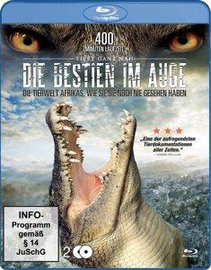 Die Bestien im Auge-Die Tierwelt Afrikas,wie