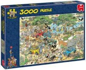 Safari - 3000 Teile