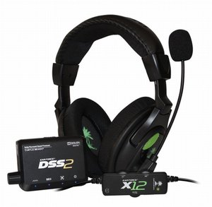 Turtle Beach Ear Force DX12 (Gaming Headset)