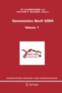 Geostatistics Banff 2004. 1/2 Bd