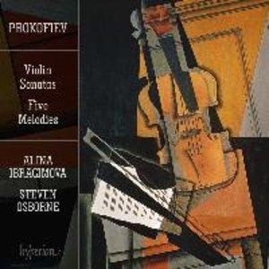 Violinsonaten Nr. 1 in f-Moll & Nr. 2 in D-Dur