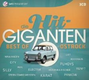 Die Hit Giganten - Best of Ostrock