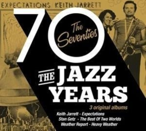 The Jazz Years - The Seventies