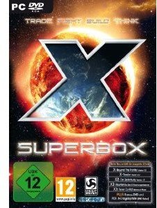 X Superbox. Für Windows XP/Vista