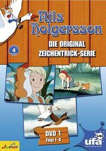 Nils Holgersson (DVD 1)