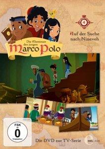 (4)DVD z.TV-Serie-Auf Der Suche Nach Nineveh