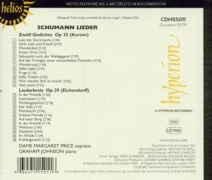 Liederkreis/Kerner Lieder