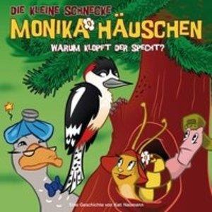 Die kleine Schnecke Monika Häuschen 26. Warum klopft der Specht?