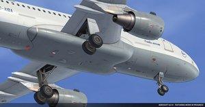 AddOn FSX Flight Simulator X Airbus A318/A319