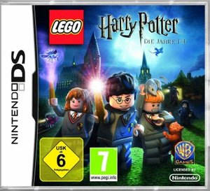 Lego Harry Potter - Die Jahre 1-4 [Software Pyramide]