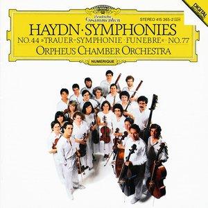 Sinfonien 44 & 77