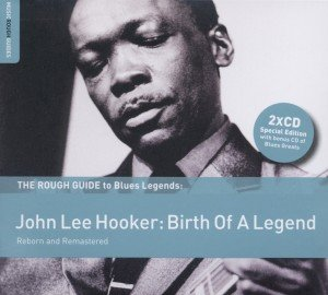 Rough Guide: John Lee Hooker (+