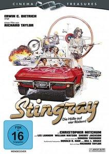 Stingray - Die Hölle auf vier Rädern (Cinema Treasures)