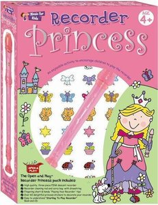 Music For Kids: Recorder Princess