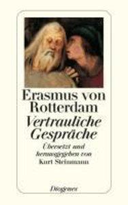 Vertrauliche Gespräche. Erasmus von Rotterdam