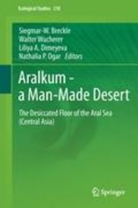 Aralkum - a Man-Made Desert