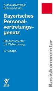 Bayerisches Personalvertretungsgesetz