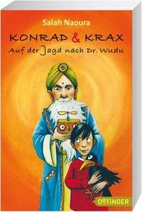 Konrad & Krax - Auf der Jagd nach Dr. Wudu