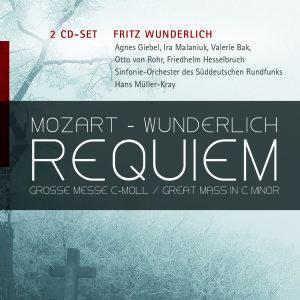 Fritz Wunderlich-Mozart: Requiem,Missa c-moll