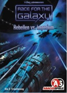 Abacusspiele 13093 - Race for the Galaxy: Rebellen Erweiterung