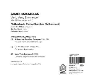 Veni,Veni,Emmanuel-MacMillan series vol.1