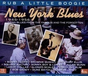 New York Blues 45-56.Rub A Little