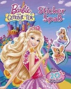 Barbie und die geheime Tür. Stickerspaß