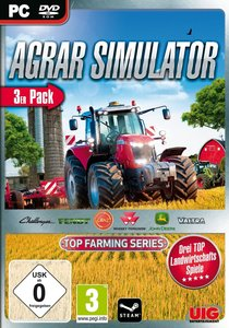 Agricultural Simulator 3 Pack