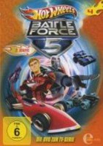 Hot Wheels/Battle Force 5: (4)DVD z TV-Serie