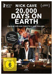 Nick Cave: 20.000 Days on Earth (Limitierte Special Edition)