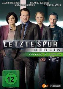 Letzte Spur Berlin Staffel 2 (Folgen 7-18)