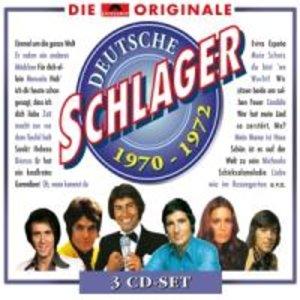 Deutsche Schlager 1970-1972