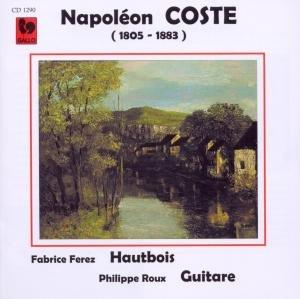 Napoleon Coste U.A.: Musik Für Oboe Und Gitarre