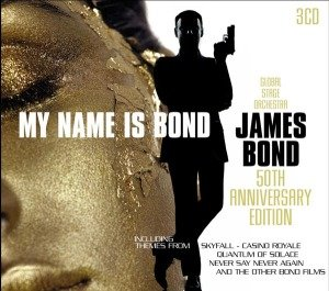 My Name Is Bond...James Bond: 50th