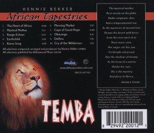 African Tapestries-Temba