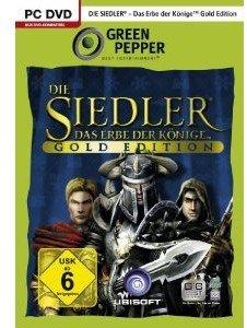 Die Siedler 5- Das Erbe der Könige - Gold Edition (Green Pepper)