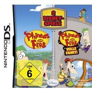 Phineas 1 + 2 Doppelpack
