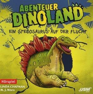 Abenteuer Dinoland 04: Ein Stegosaurus auf der Flucht