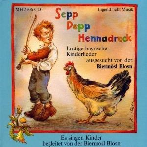 Sepp Depp Hennadreck. CD