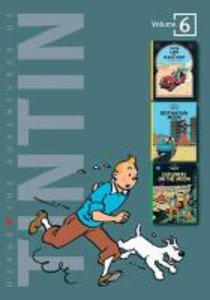 The Adventures of Tintin Collected Albums 6