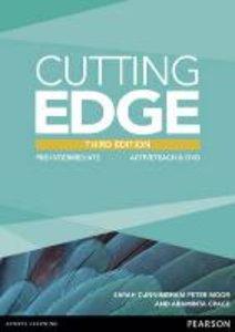 Cutting Edge Pre-Intermediate Active Teach. CD-ROM