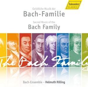 Geistliche Musik Der Bach-Familie