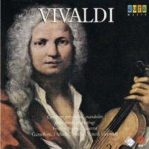Vivaldi: Concertos for violins,mandolin,flute,horn