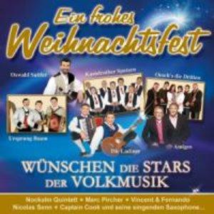 Ein fr.Weihnachtsfest wünsch.d.Stars d.Volksmusik