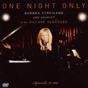 One Night Only Barbra Streisand And Quartet At The